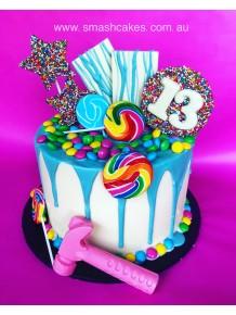 Candy Smashcake