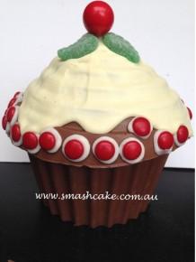 Christmas Pudding Smashcake- Adelaide