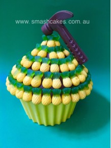 Pineapple Smashcake