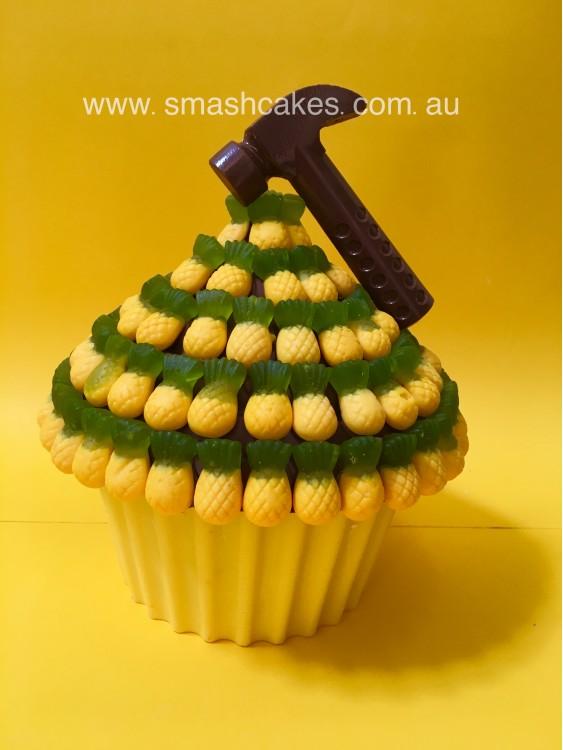 Pineapple Smashcake