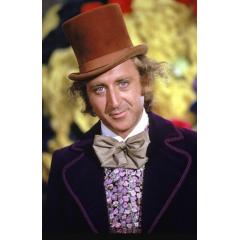 A Smashcake tribute to Willy Wonka