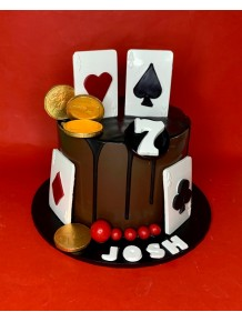 Playing Cards Smashcake
