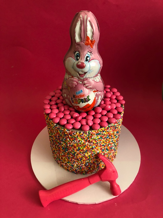 Easter Bunny- Pink