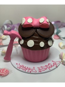 Minnie Mouse Smashcake