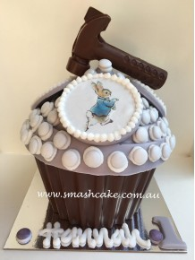 Peter Rabbit Smashcake