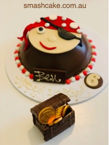 Pirate Smashcake