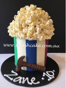 Pop Corn Smashcake