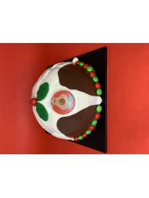 Glow in the Dark Rudolph Smashcake
