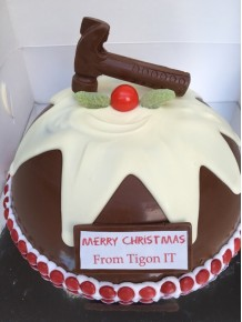 Christmas Pudding - Large (3.5kg)